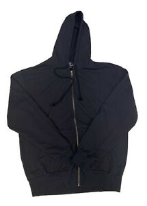 Polo Ralph Lauren Men's Blue Full Zip Hoodie Jacket Size Medium