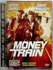 Dvd Money Train - ed. Super Jewel box 1995 Usato