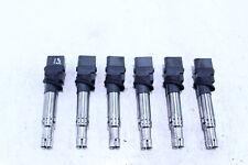 6x Zündspule Skoda Superb II 3T4 3,6 FSI 4x4 CDV CDVA 022905715A