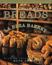 Nancy Silverton's Breads from the La Brea Bakery: Recipes for the Connoisseur b