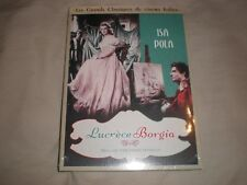 les grands classiques du cinéma italien isa pola lucrèce borgia neuf sous bliste