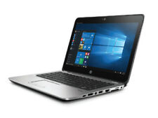 HP EliteBook 820 G3 I5-6300U 8GB 256GB SSD Win 10 Pro, 3 months HP Warranty