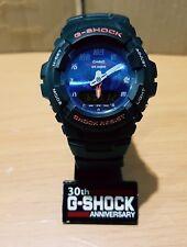 Vintage G-Shock G-1000 Army Black Blue Face Phoenix Zodiac Chinese Japan Limited