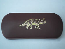 DINOSAUR TRICERATOPS brand new Metal Glasses Case ideal gift for Christmas