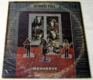 Philippines JETHRO TULL Benefit LP Record