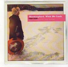 (DK719) Mocking Bird, Wish Me Luck - This Year - 2012 DJ CD