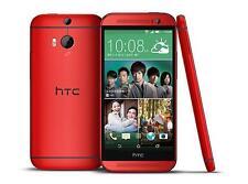 "New HTC One M8 Unlocked 5"" 4G Quad-Core Dual 4MP Cellphone 32GB"