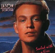 "Jason Donovan(7"" Vinyl P/S)Sealed With A Kiss-PWL 39-65-VG/Ex"