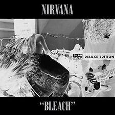 Nirvana - Bleach (Deluxe Edition) [CD]