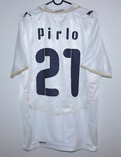 Italy National Team away shirt 08/10 #21 Pirlo Puma Size XXL