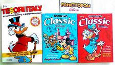 TOPOLINO CLASSIC EDITION Cimino+Asteriti +TESORI Made in Italy 1 Cavazzano NUOVI