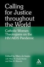 Calling for Justice Throughout the World: Catholic Women Theologians-ExLibrary