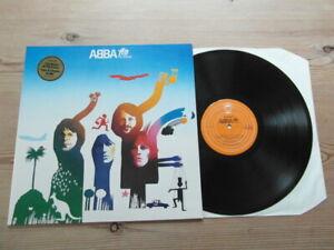 ABBA-THE ALBUM-GREAT AUDIO-EPIC S EPC 86052-EX+ Nr MINT VINYL LP ALBUM 1977