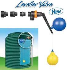 Hansen Water Tank Reservoir Float Valve & Level Valve up to 1275 liters/min