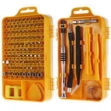 110-in-1 Professional Precision Screwdriver Tool Kit for Teardown/Repairing zxc