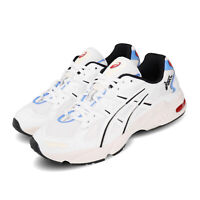 Asics Gel-Kayano 5 OG White Black Blue Red Men Retro Running Shoes 1021A280-100