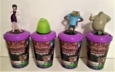 Hotel Transylvania 3 Movie Theater Exclusive Cup Topper Set #1 With 12 oz Cups