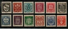 France Scott B117-28 Mint hinged (Catalog Value $33.00)