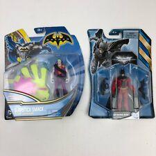 DC Comics Batman: SLAPSTICK SMACK THE JOKER & Batarang Bash Batman - Lot of 2