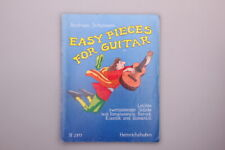 109575  *EASY PIECES FOR GUITAR* Leichte zweistimmige Stücke Renaissance..TOP!