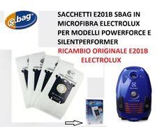 Sacchetti E201b SBAG aspirapolvere Electrolux Original Silentperformer Zsp73iw