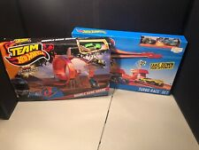 NIB Hot Wheels Double Dare Snare And Turbo Race Sets