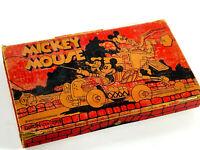 RARE 1920s 30s Walt Disney Mickey Mouse Dixon Pencil Case