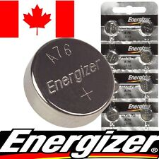 10 Pcs Energizer LR44 (A76) Batteries. 1.5V Button Cell Battery