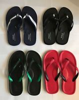 BNWT POLO RALPH LAUREN MENS LUXURY FLIP FLOPS/SANDALS/SLIPPERS/BEACH/SWIM WEAR