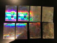 1992-93 Upper Deck Award Winner Hologram John Stockton (8) Card Lot JAZZ AW2 HOF