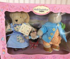 Muffy Vanderbear Hoppy VanderHare Couture Beatrix Potter Peter Rabbit Unused