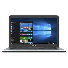 ASUS VivoBook F705 Intel QuadCore 17,3 256GB SSD 4GB RAM - Windows 10 Intel HD