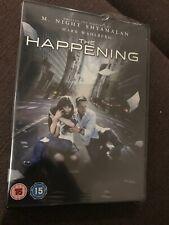 The Happening DVD Sealed M Night Shyamalan FREE UK POST Mark Wahlberg