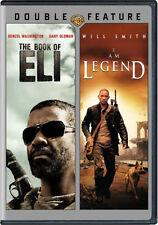 BOOK OF ELI / I AM LEGEND - DVD - Region 1