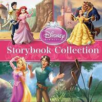Disney Princess Storybook Collection, Disney, Very Good Book