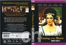 Taming of the Shrew (1967) - Franco Zeffirelli, Elizabeth Taylor  DVD NEW