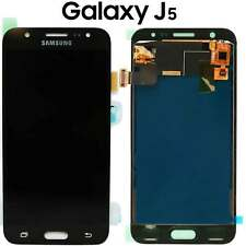 LCD DISPLAY + TOUCH SCREEN Per SAMSUNG Galaxy J5 J500F J500FN NERO VETRO SCHERMO