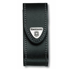 Victorinox Swiss Army Knife Pouch Sheath 2-4 Layer Black Suits Climber Huntsman