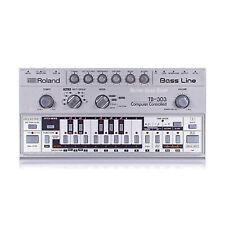 Roland TB-303 TB303 Bassline Rare Vintage Analog Synthesizer Synth Exc + Bag