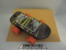 """Vintage"" TMNT SEWER SPINNIN' SKATEBOARD+RAMP Playmates 2012 WORKS!"