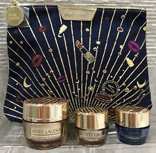 ESTEE LAUDER REVITALISING SUPREME+ - NIGHT CREAM - EYE BALM  & COSMETIC BAG