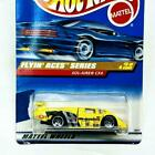 1998 Hot Wheels Flyin Aces Series 3/4 Sol-Aire CX4 Yellow 5 Spoke Collector 739