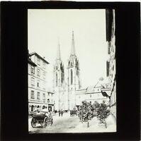 Germania Marbourg, Foto di dopo una Foto Stampa Placca da Proiezione