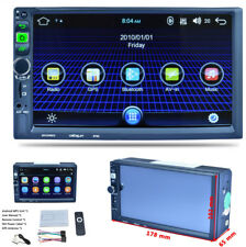 7'' HD Capacitive In-dash Car MP5 Bluetooth Android WIFI Stereo +GPS Navigation