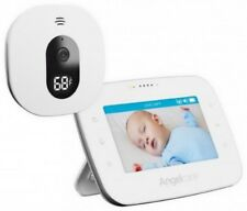 "NEW Angelcare AC310-2 Video Sound 4.3"" Display 2 Wide Angle Baby Monitor"