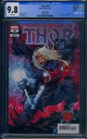 Thor 10 (Marvel) CGC 9.8 White Pages Knullified Variant