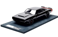 1/18 Engup Dodge Supercharger 426 Hellephant 1000 hp in Black