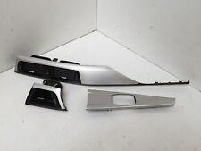 BMW f80 f82 m3 m4 conjunto de adornos Interior Aluminio Hoja LHD 8046111