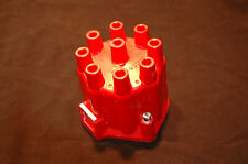 1960'S OLDSMOBILE 442 RED V8 DISTRIBUTOR CAP NOS/NEW HEAVY DUTY COPPER CONTACTS