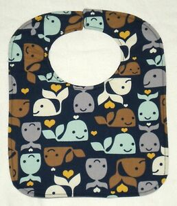 Handmade Cotton Baby Bibs L-Many Cute Prints!!!
